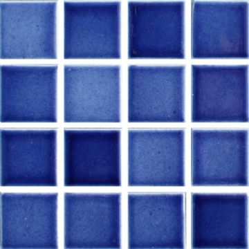 Waxman CB-104 Ocean - Ceramic Pool Tiles - 10 Sheet Pack